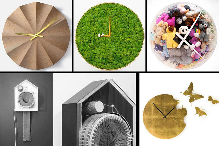 1 clocks awesome designs