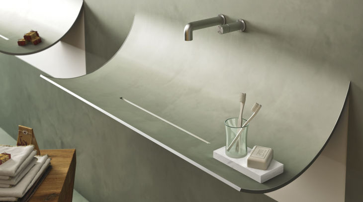 2 bathroom sinks creative designs