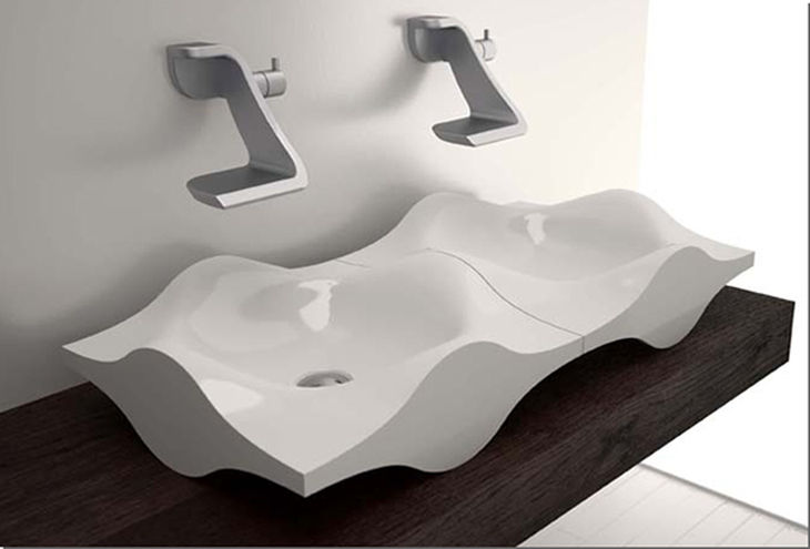21 bathroom sinks creative designs