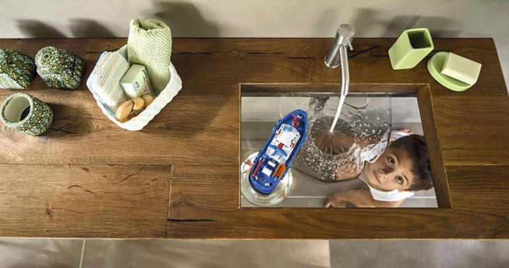 23 bathroom sinks creative designs