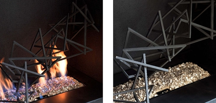 13 metal fireplace grills cathy azria