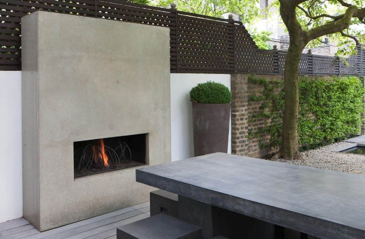 17 metal fireplace grills cathy azria