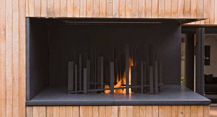 20 metal fireplace grills cathy azria