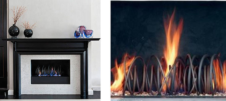 7 metal fireplace grills cathy azria