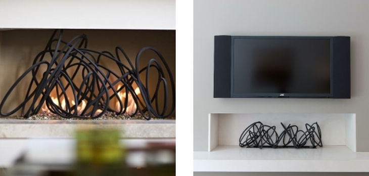 8 metal fireplace grills cathy azria