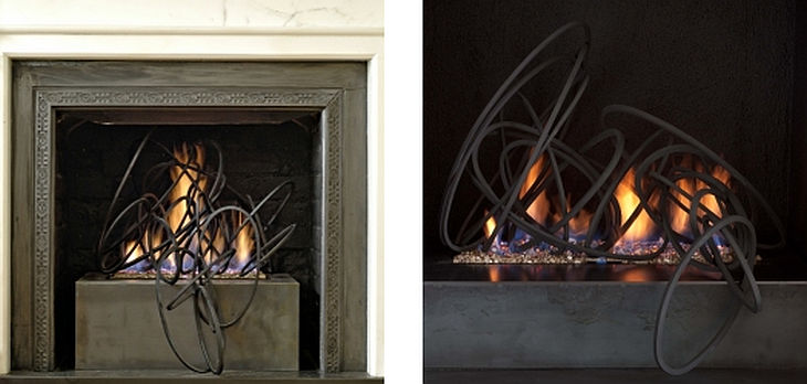 9 metal fireplace grills cathy azria