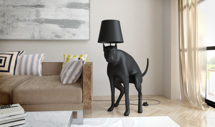19 animal shaped lights
