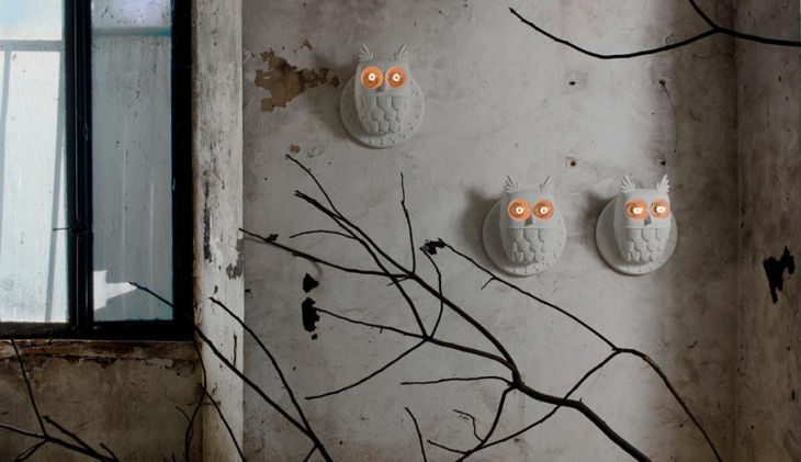 5 animal shaped lights