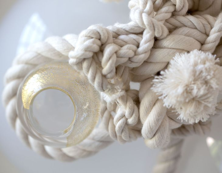 16 knotty bubbles lighting lindsey adelman nautically inspired