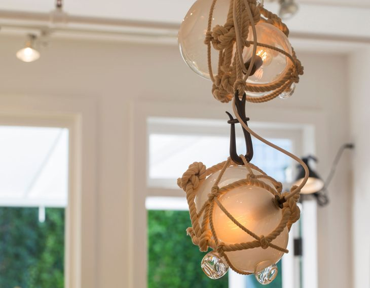 2 knotty bubbles lighting lindsey adelman nautically inspired