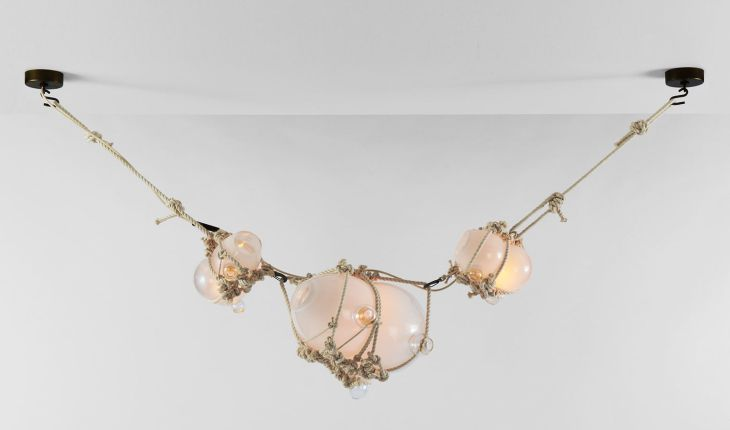 7 knotty bubbles lighting lindsey adelman nautically inspired