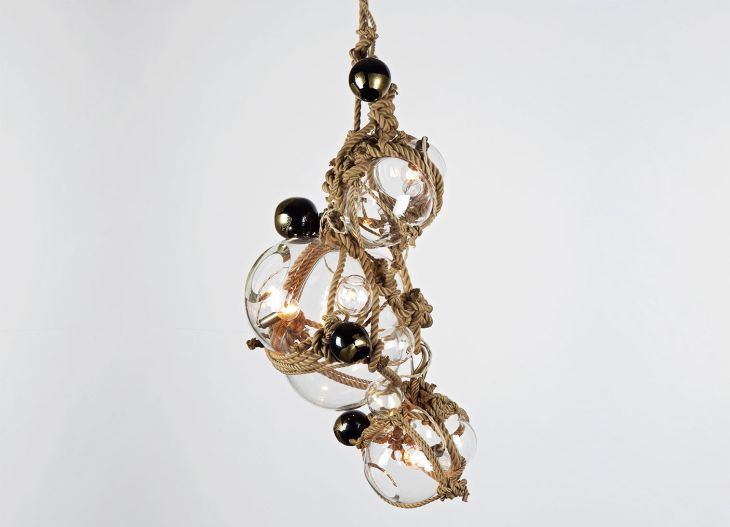 8 knotty bubbles lighting lindsey adelman nautically inspired